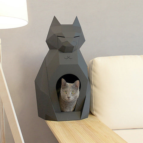 Pulpet Cat House Pets Actually