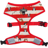 Moo + Twig Reversible Harness - Peek A Crew