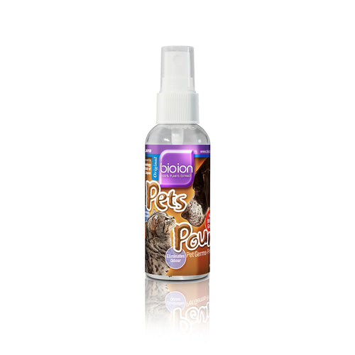 Bioion Pets Pounce Sanitiser 15ml