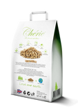 Chérie Unscented Non-Clumping Natural Wood Cat Litter 10L