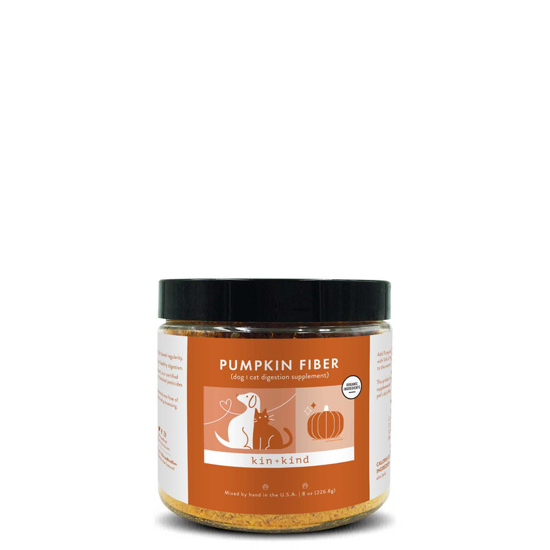 Kin+Kind Pumpkin Fiber Supplement