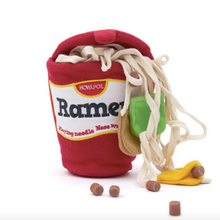 Load image into Gallery viewer, Howlpot Ramen Nosework Toy