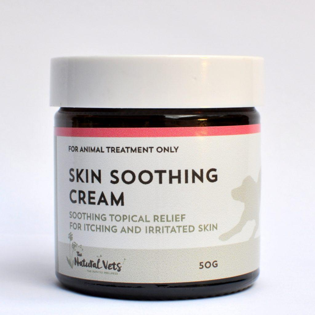 The Natural Vets Skin Soothing Cream 50g
