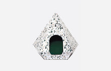 Load image into Gallery viewer, Huts & Bay Cat Diamond - Terrazzo White
