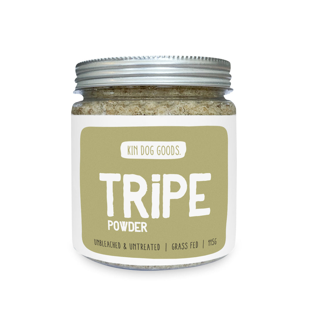 Kin Dog Goods Supplement - Tripe Powder