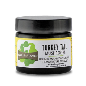 Four Leaf Rover - Turkey Tail Mushroom Extract