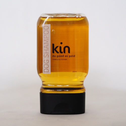 Kin Pet As Good As Gold Dog Shampoo