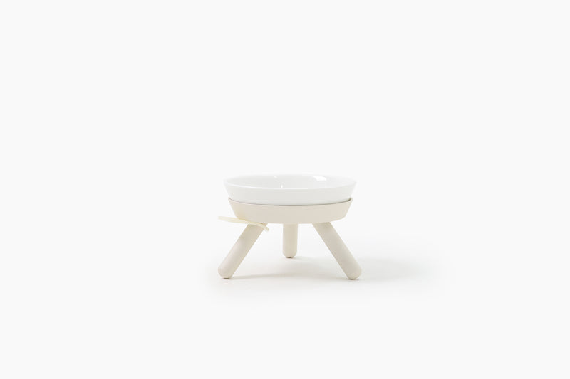 Oreo Table in White