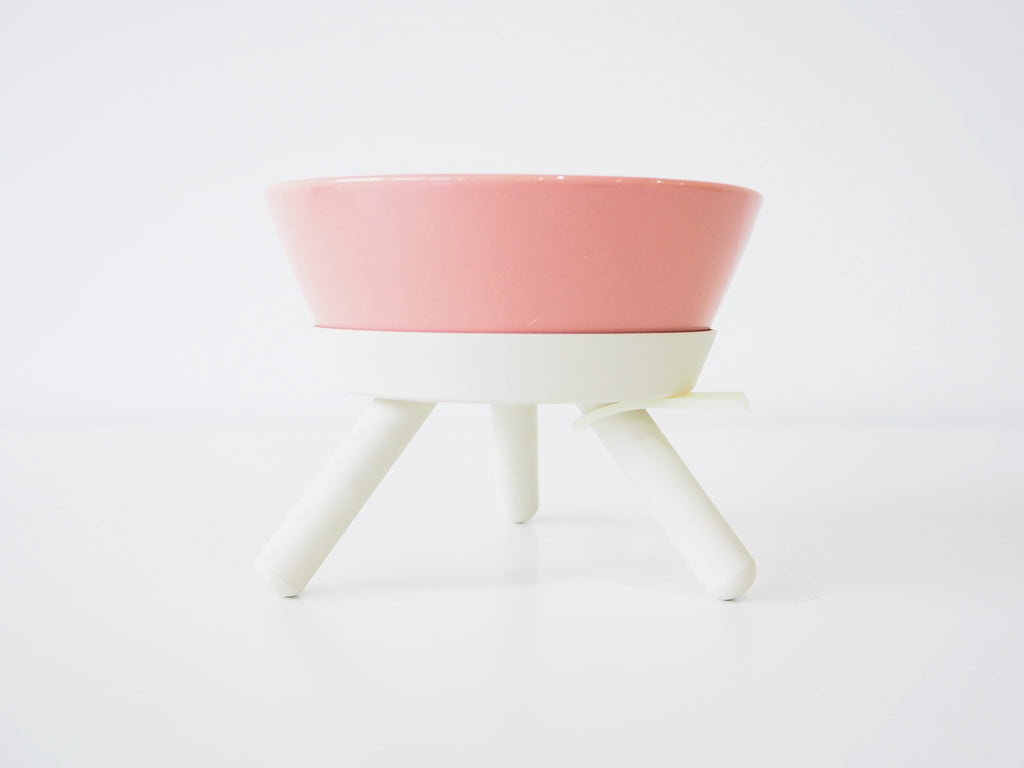 [LIMITED ED] Oreo Table in Snow Pink