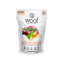 Load image into Gallery viewer, WOOF Freeze Dried Wild Brushtail Treats 50g