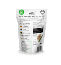 Load image into Gallery viewer, WOOF Freeze Dried Duck Treats 50g
