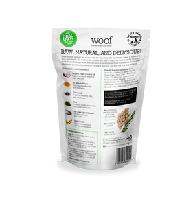 WOOF Freeze Dried Duck Treats 50g