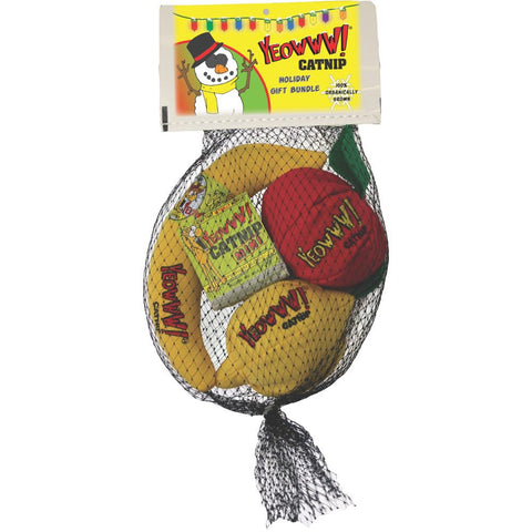 Yeowww! Regular Gift Bundle Catnip Toy