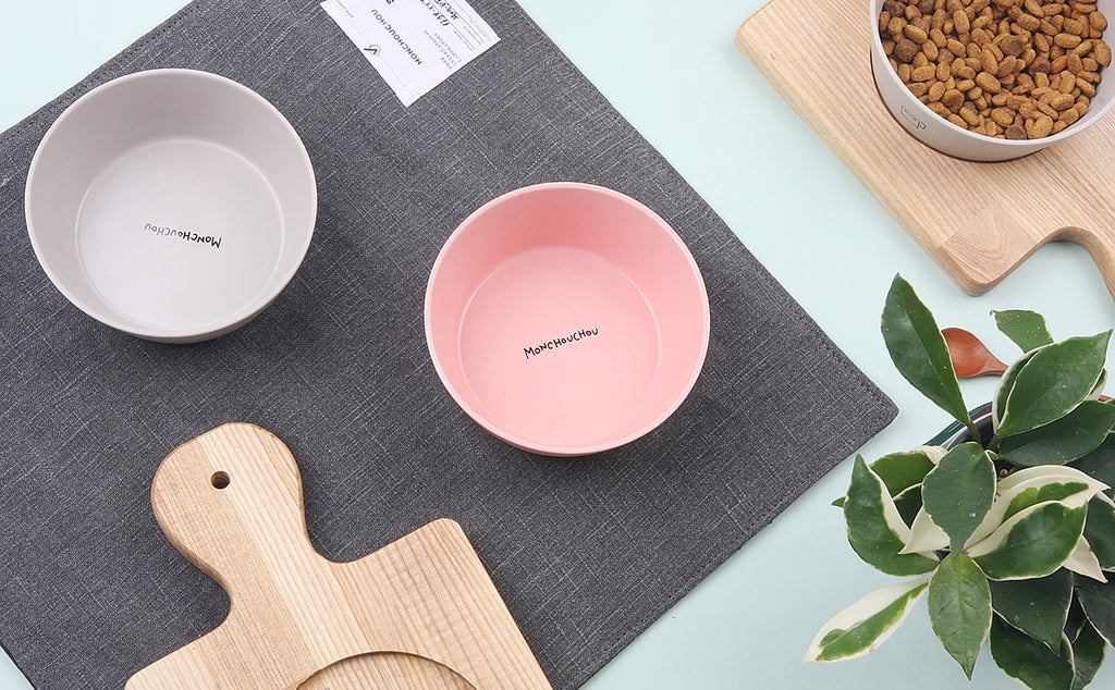 Monchouchou Ceramic Bowl
