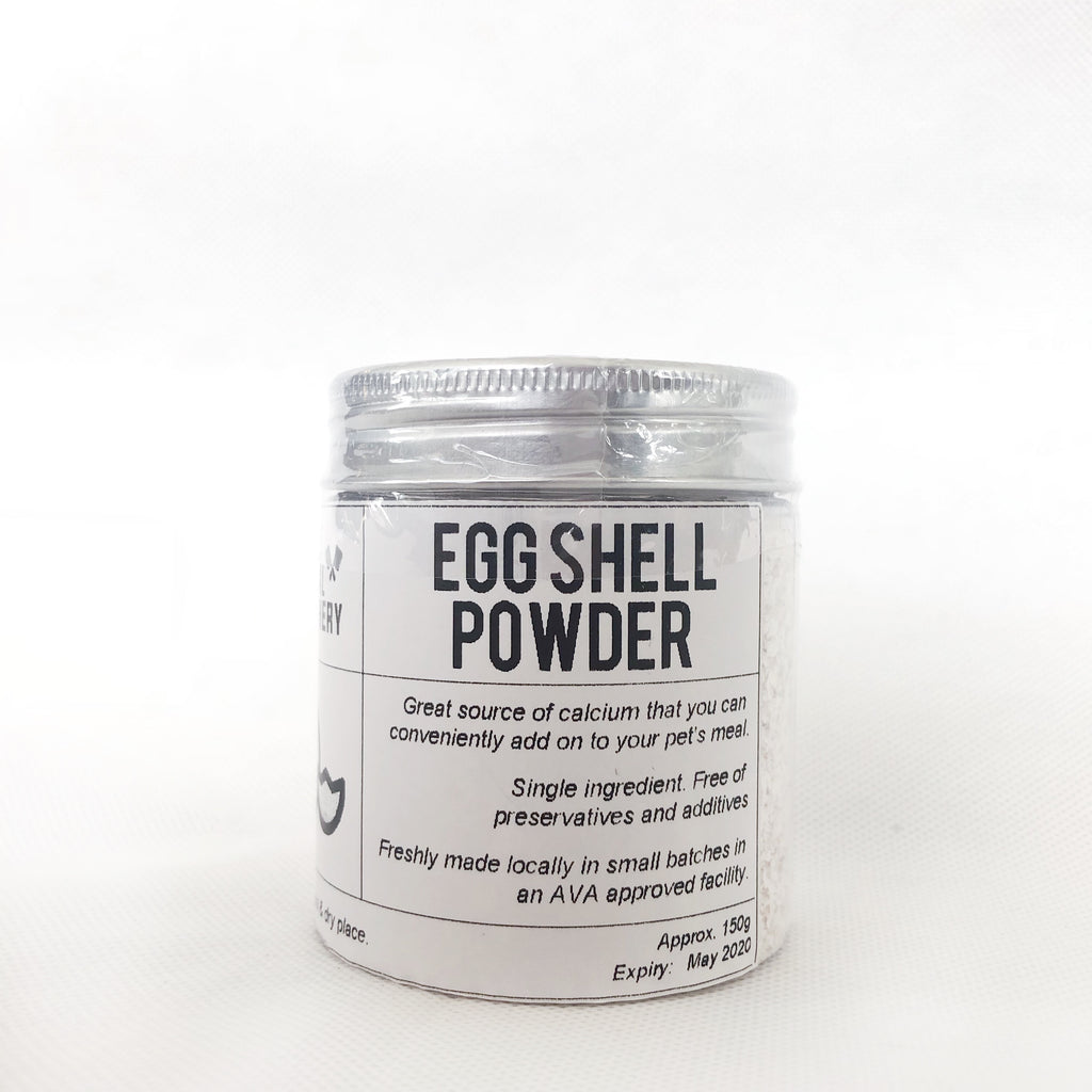Whole Animal Butchery Eggshell Powder