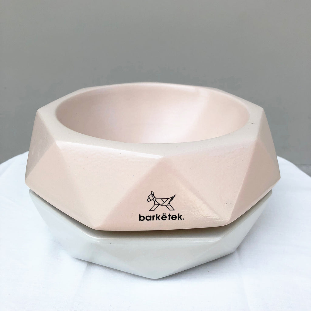 Barkëtek Anti-Ant Geowl Bowl in Pink