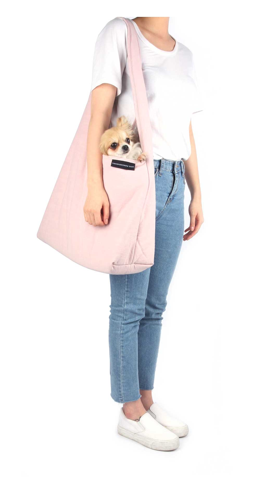 Monchouchou Pogni Bag in Pink