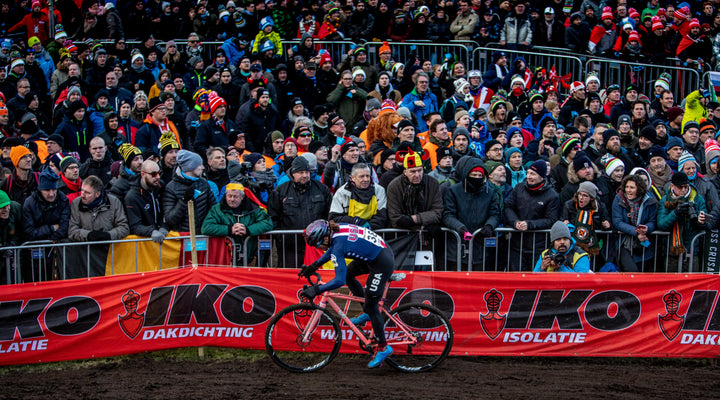Cyclocross World Championships - Bogense, Denmark