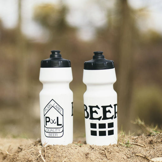 BEER Components Water Bottle