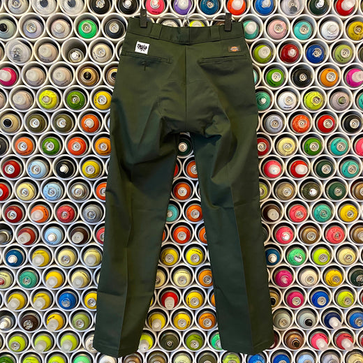 Dickies Pants with a Chamois  - 874