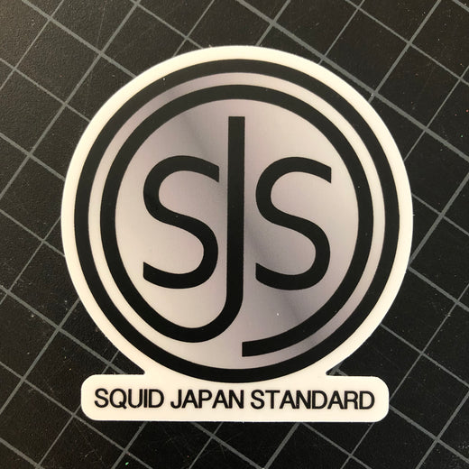 SJS Die-Cut Sticker