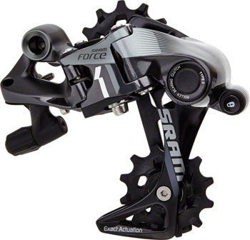 Force1 Rear Derailleur - Mid Cage