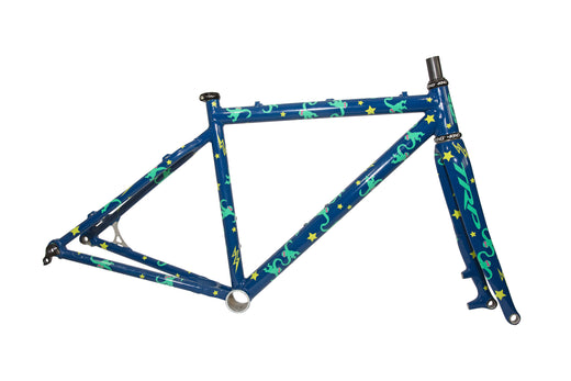 Barrel of Monkeys $QUIDCROSS Frameset - Size Small (Team Bike)