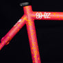 SO-EZ Sunset Fade / Orange Splatter - size 50