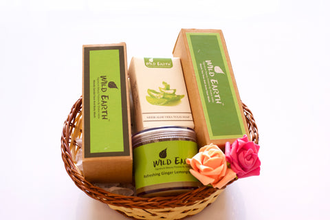 Wild Earth Go Green Basket