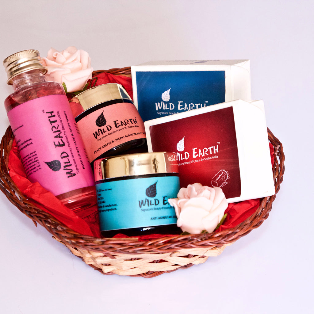 Wild Earth Exotic Gift Hamper