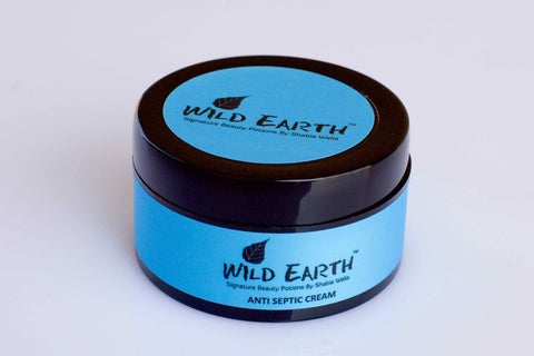 Wild Earth All Natural Anti Septic Cream (50 gms)