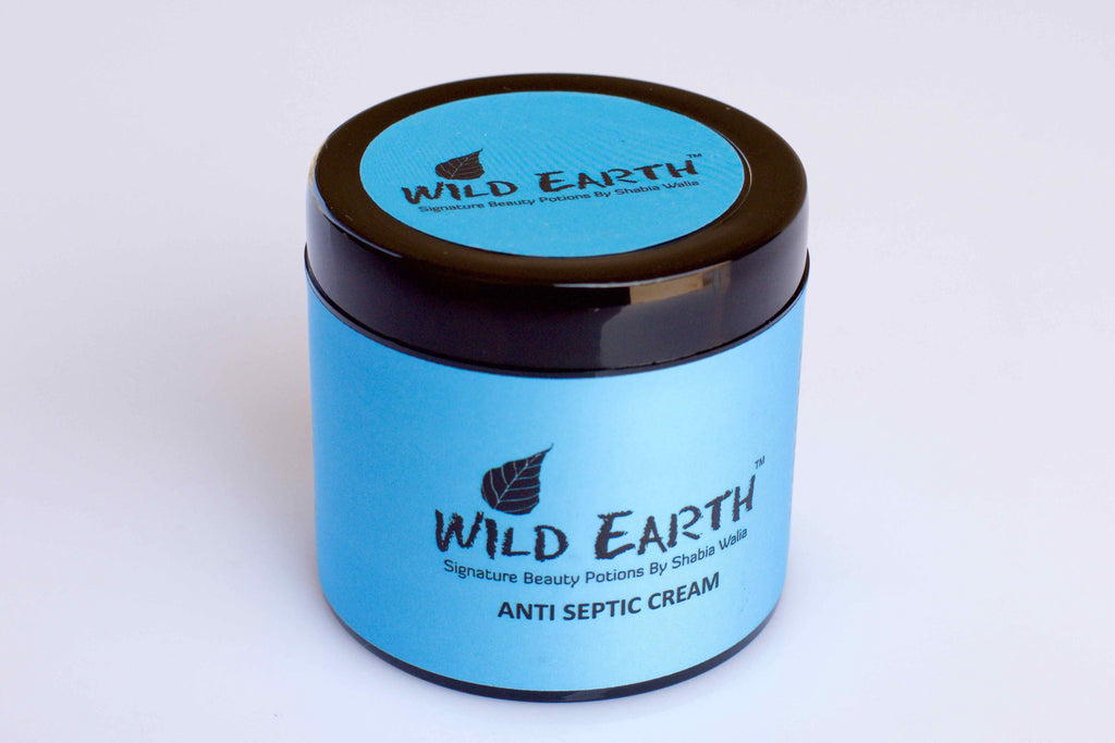 Wild Earth All Natural Anti Septic Cream (100 gms)