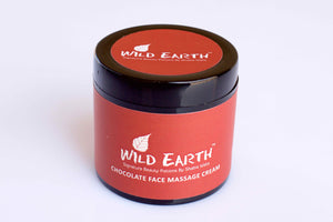 Wild Earth Chocolate Face Massage Cream (100 gms)