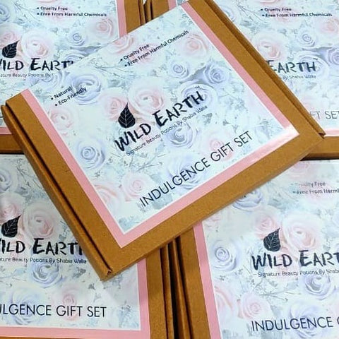 Wild Earth Indulgence Gift Set