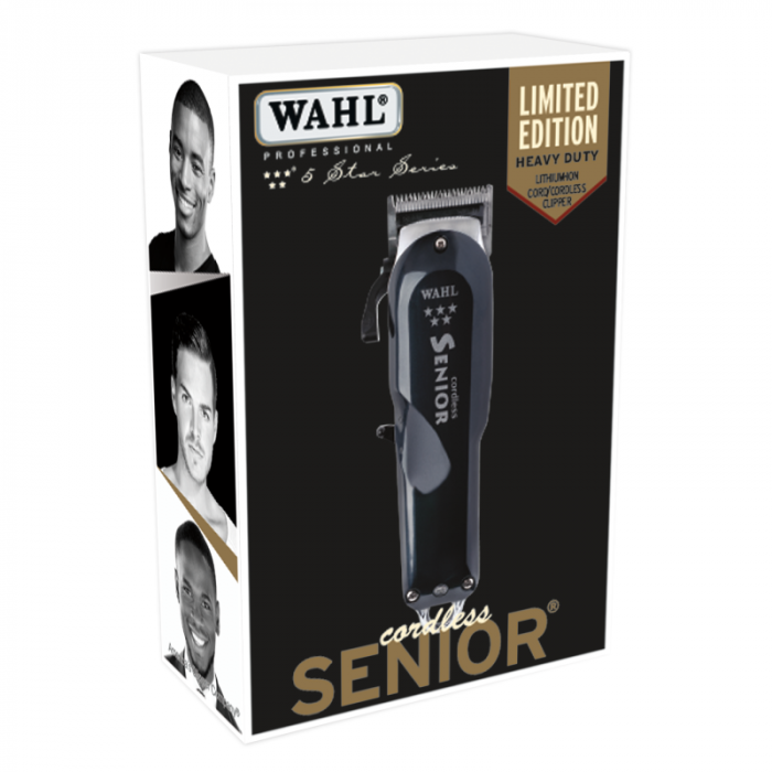 WHAL LIMITED EDITION 5 STAR CORD & CORDLESS SENIOR 8504