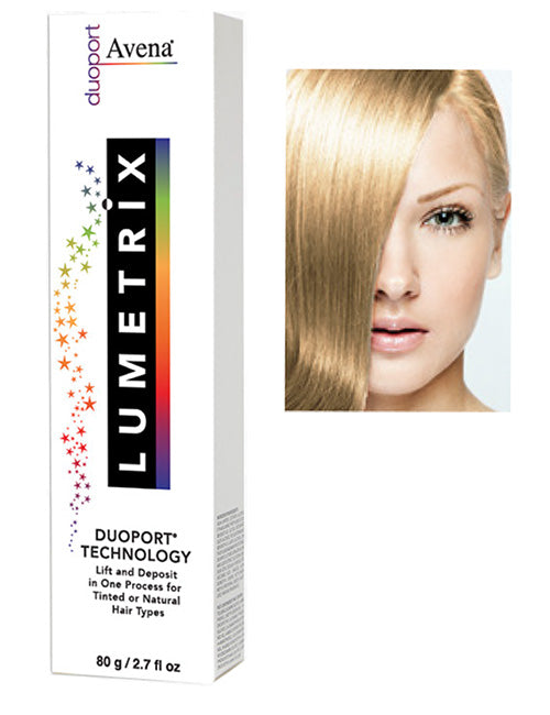 Avena Duoport Lumetrix 2 In 1 Lightening and Coloring Color