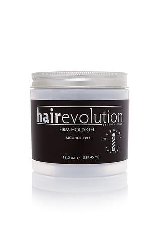 hair evolution, firm hold gel, gel