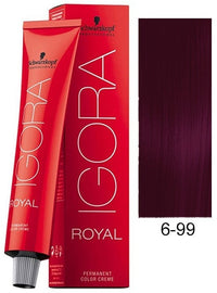Schwarzkopf Professional Igora Royal Permanent Hair Color