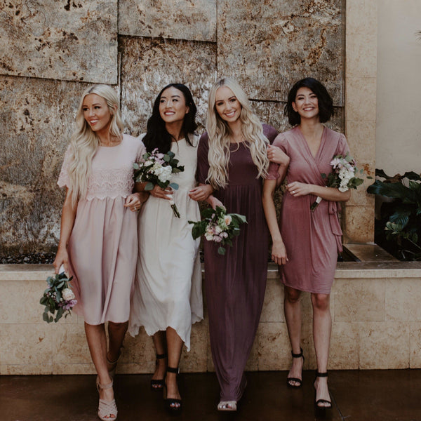 Your Bridesmaid Dress Guide