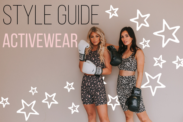 Style Guide - Activewear
