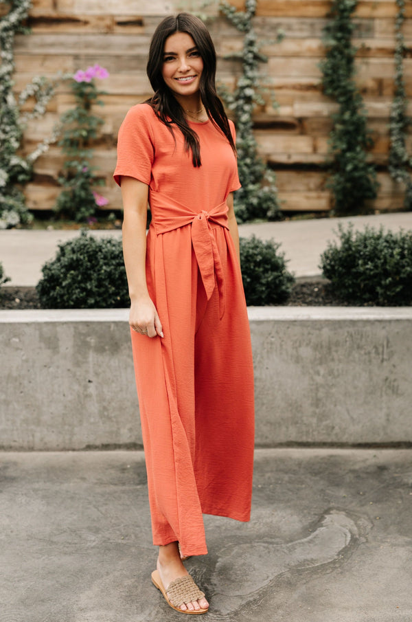 Living Large Jumpsuit - 2 Colors