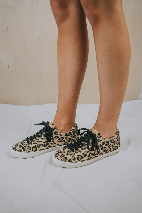Wild As You Sneakers