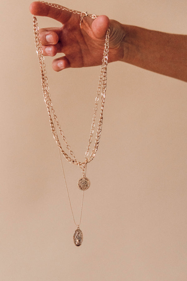 Keep It Gold Necklace