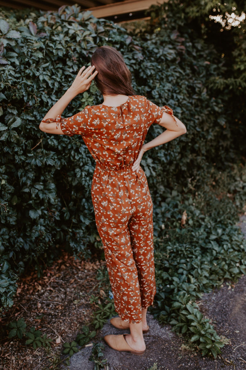 Fall Festival Jumpsuit