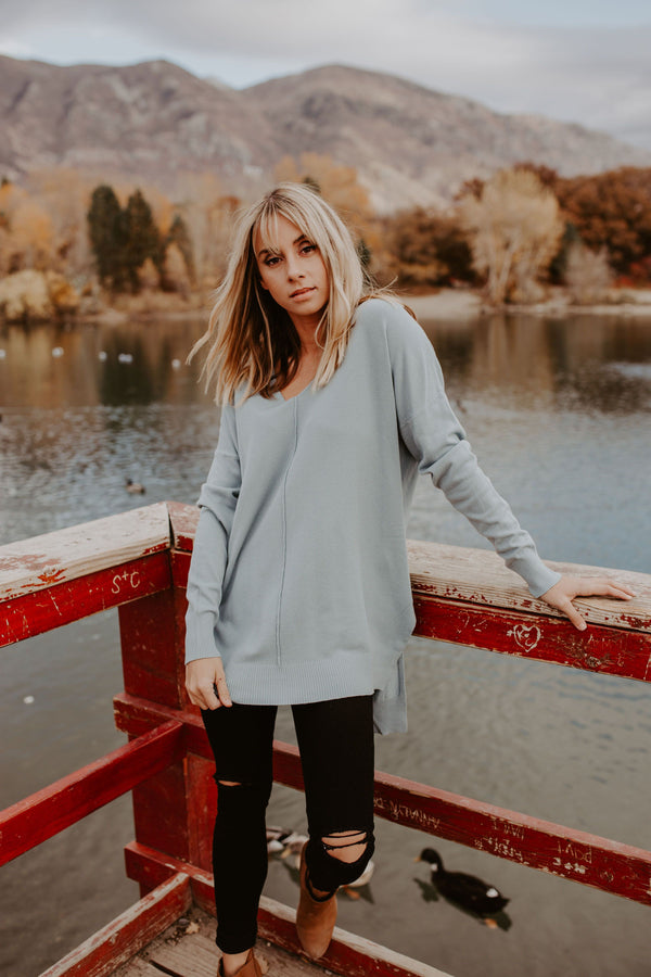 Time For Comfort Sweater - 6 Colors