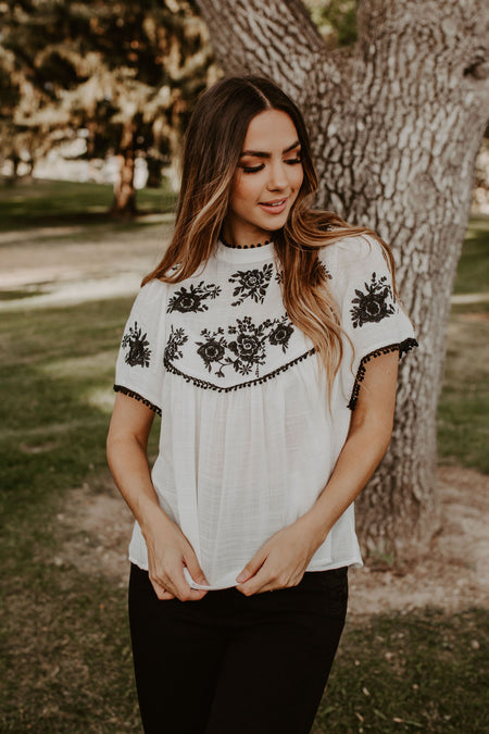 Laura Basic Top - 3 Colors