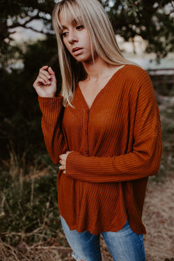 Autumn Nights Top - 2 Colors