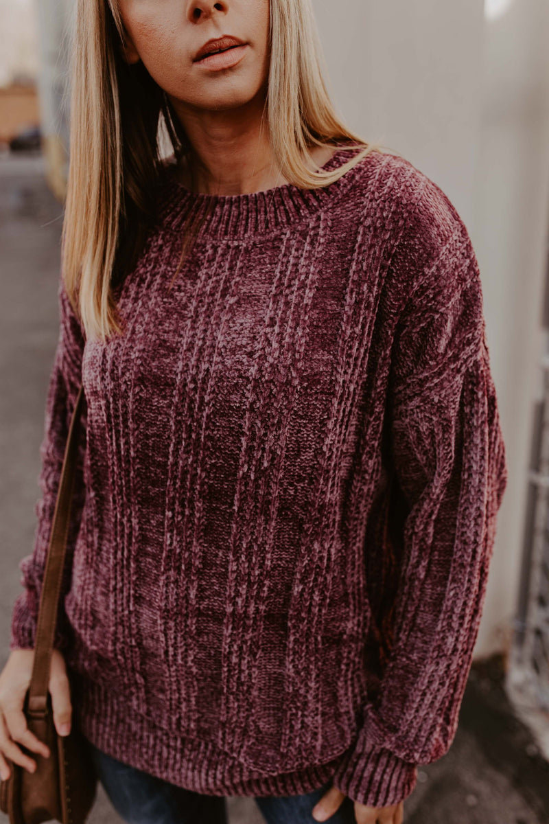 Bittersweet Sweater - 3 Colors