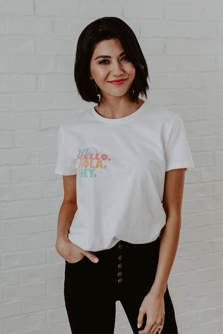 Multi Minnie Tee