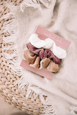Sweet And Salty Scrunchie Pack